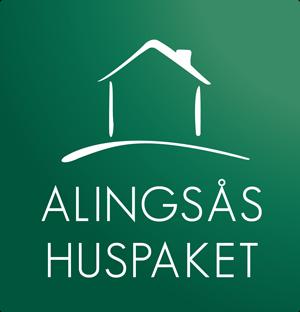 Alingsås Huspaket - Logotyp