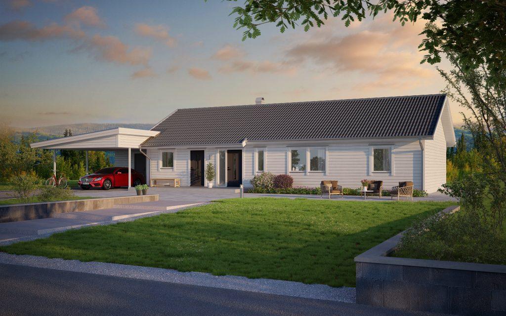 #KE605 - Bygga hus i Göteborg.