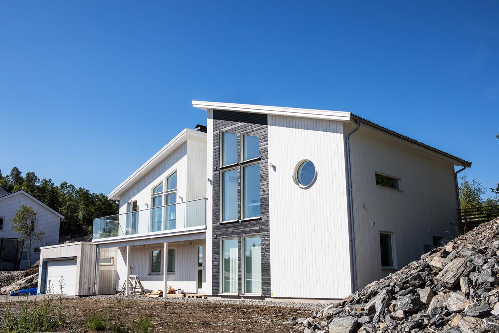 #MS518 - Bygga hus i Göteborg.