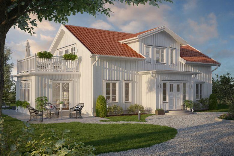 #SH601 - Bygga hus i Göteborg.