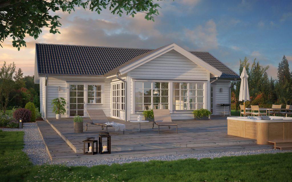 #KE607 - Bygga hus i Göteborg.