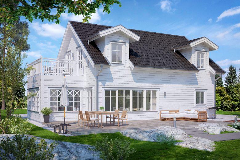 #NH623 - Bygga hus i Göteborg.