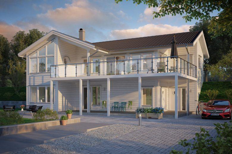 #MS658 - Bygga hus i Göteborg.
