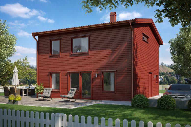 #MT705 - Bygga hus i Göteborg.