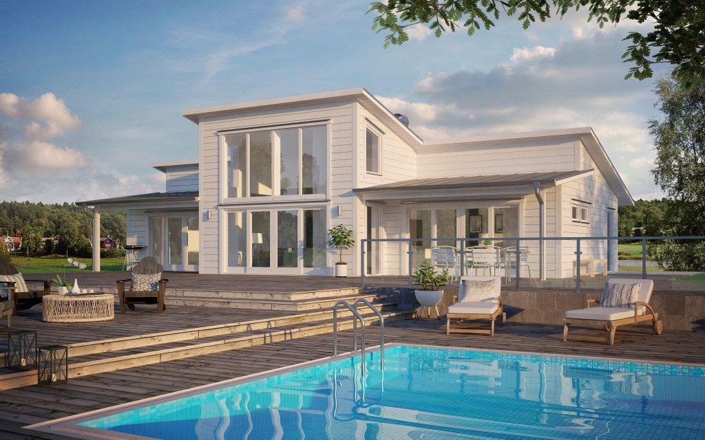 #ME706 - Bygga hus i Göteborg.