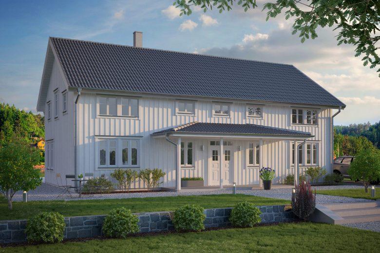 #KH754 - Bygga hus i Göteborg.