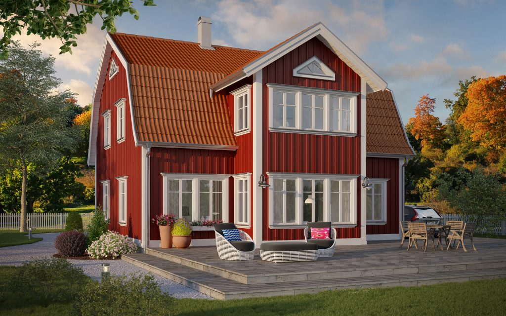 #SH760 - Bygga hus i Göteborg.