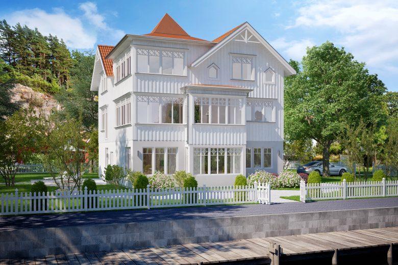 #SS762 - Bygga hus i Göteborg.