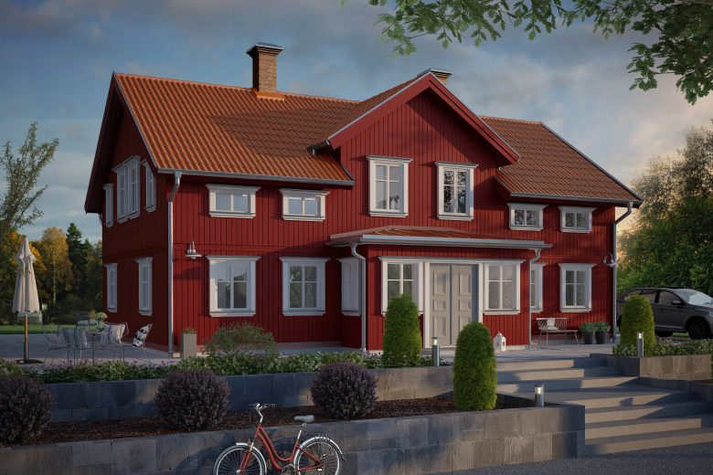 #SH765 - Bygga hus i Göteborg.
