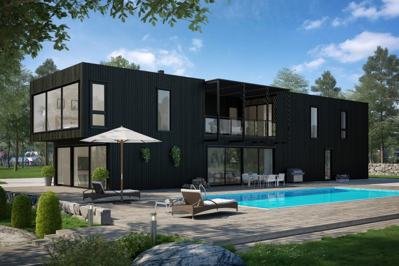 #MT806 - Bygga hus i Göteborg.