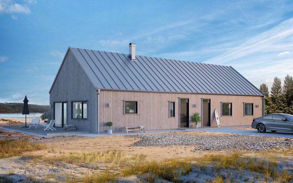 #LE816 - Bygga hus i Göteborg.