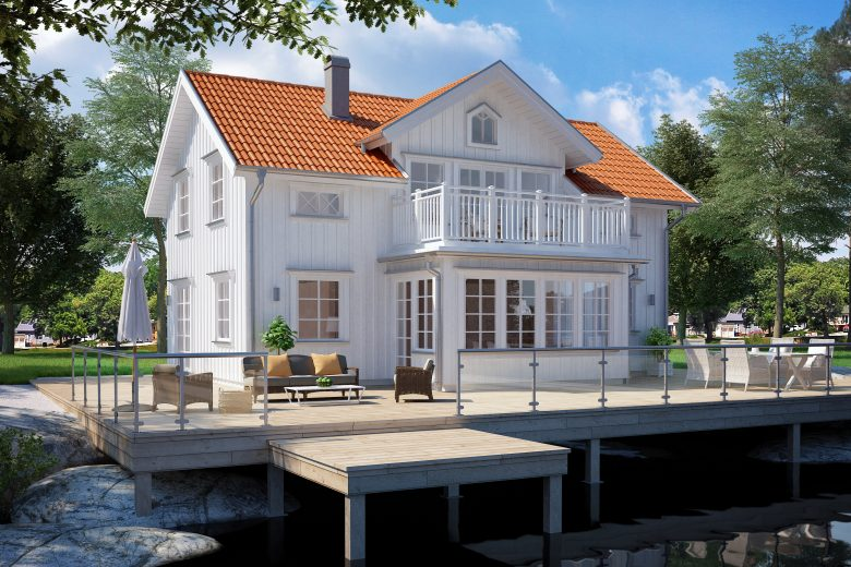#SH820 - Bygga hus i Göteborg.