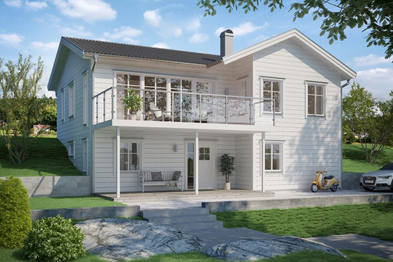 #KS834 - Bygga hus i Göteborg.