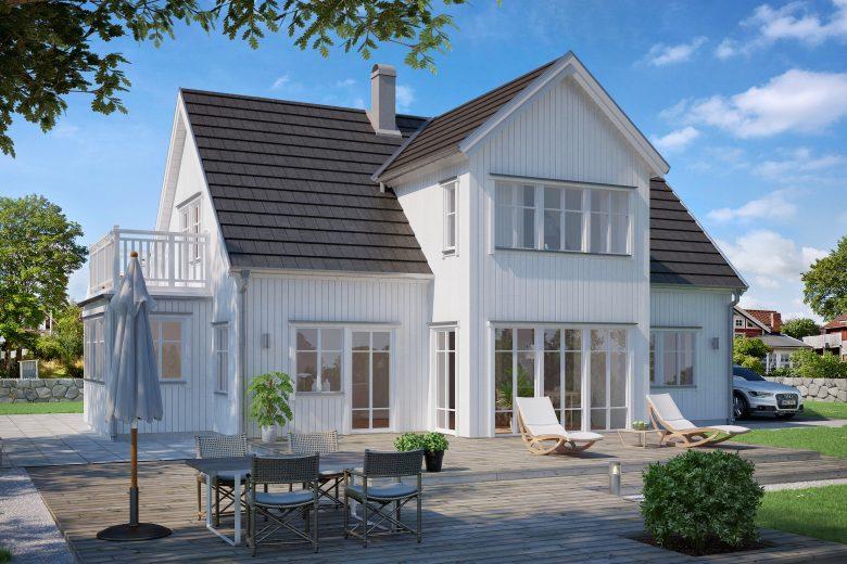 #NH847 - Bygga hus i Göteborg.