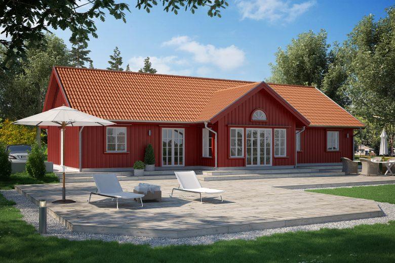 #SE861 - Bygga hus i Göteborg.