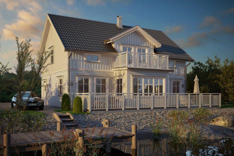 #KH901 - Bygga hus i Göteborg.