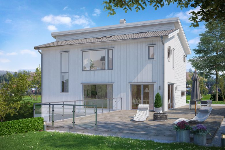 #MS912 - Bygga hus i Göteborg.