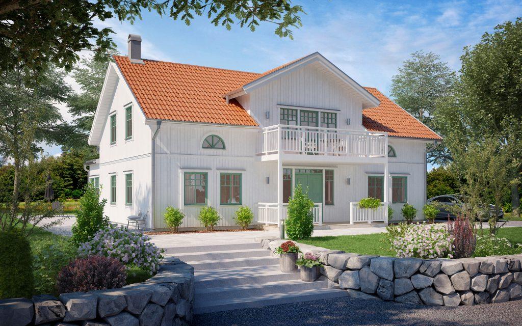 #SH920 - Bygga hus i Göteborg.