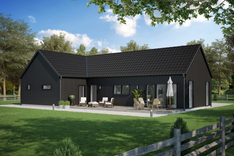 #ME942 - Bygga hus i Göteborg.