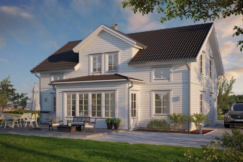 #NH137 - Bygga hus i Göteborg.
