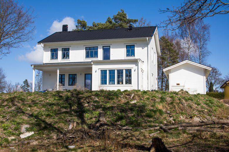 #KT622 - Bygga hus i Göteborg.
