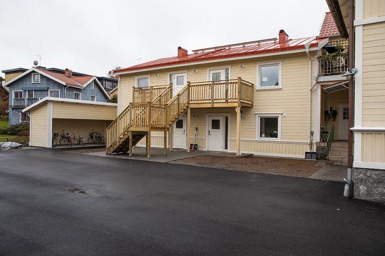 Nu med flerbostadshus i portföljen - Bygga hus i Göteborg.
