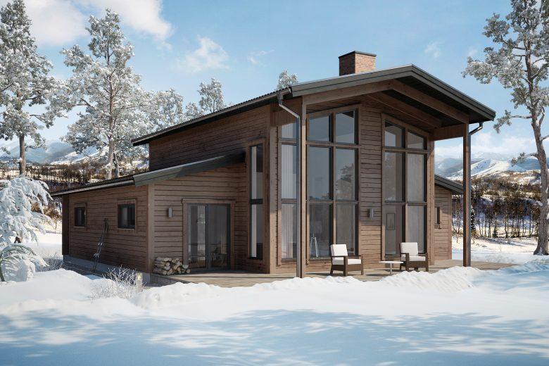 #Banff - Bygga hus i Göteborg.