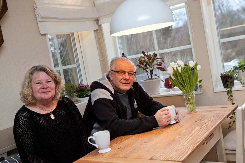 Hemma hos familjen Davidsson - Bygga hus i Göteborg.