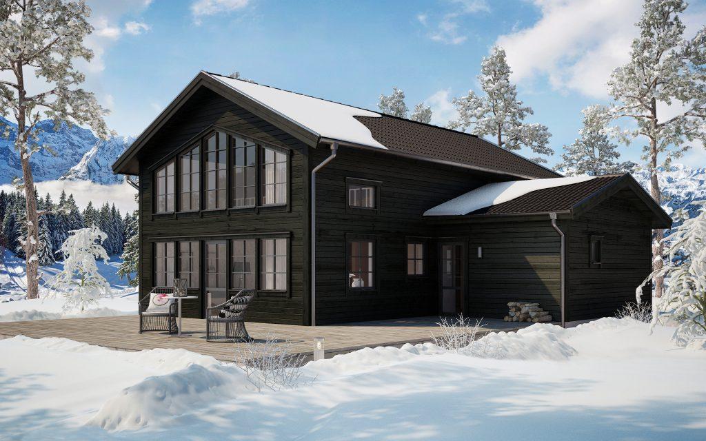 #Jasper - Bygga hus i Göteborg.