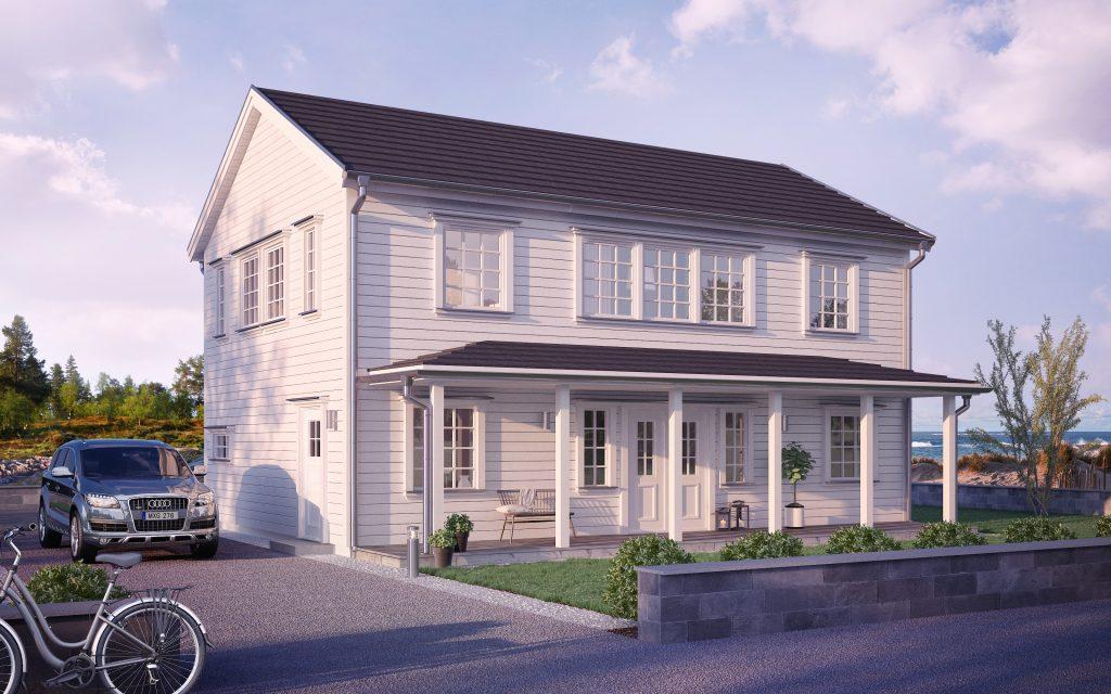 #NT136 - Bygga hus i Göteborg.