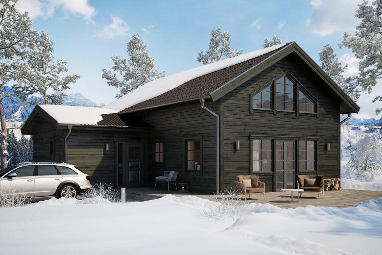 #Snowbird - Bygga hus i Göteborg.