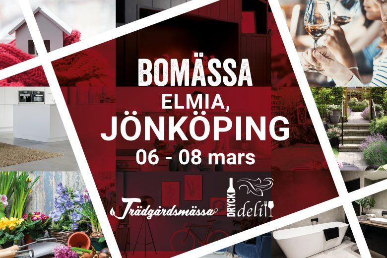 Välkommen till BO-mässan på Elmia i Jönköping 6-8 mars. Vi bjuder på entrén! - Bygga hus i Göteborg.
