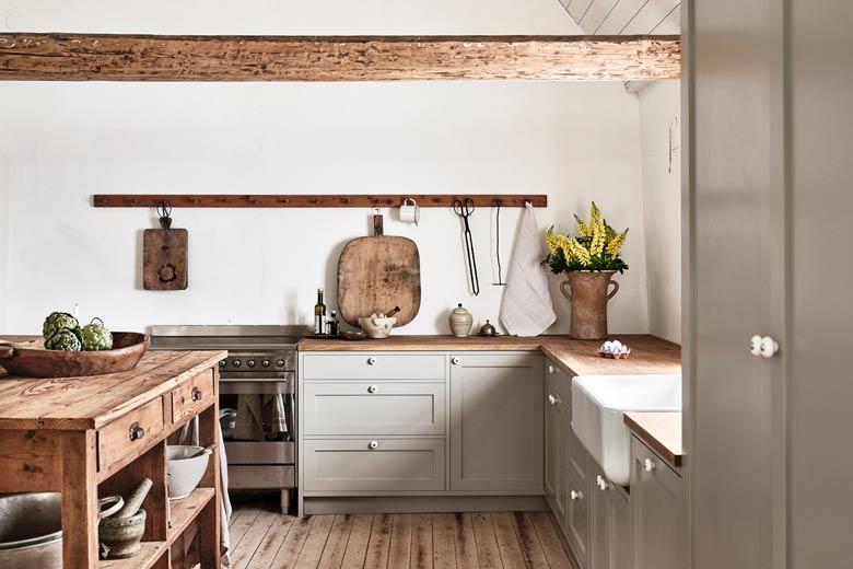 3 inspirerande shakerkök till ditt lösvirkeshus - Bygga hus i Göteborg.