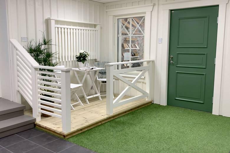 Välkommen till vårt showroom! - Bygga hus i Göteborg.