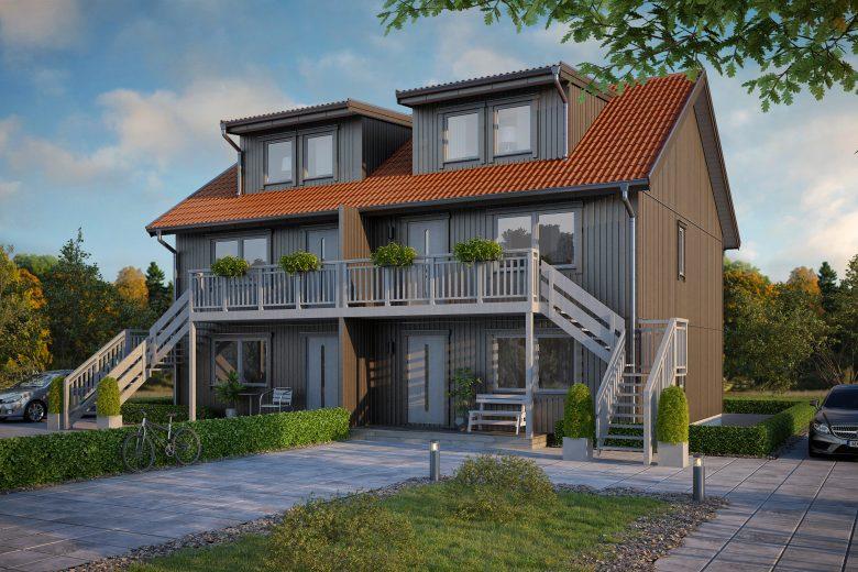#KF279 - Bygga hus i Göteborg.
